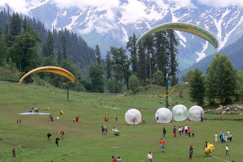 Manali Car Rental