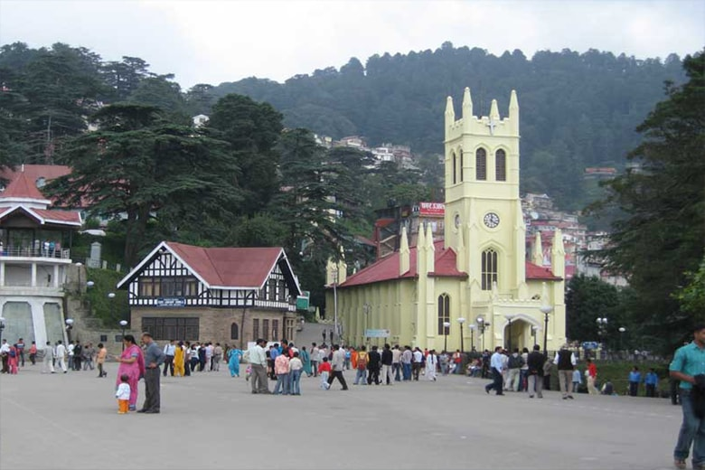 Shimla Car Rental